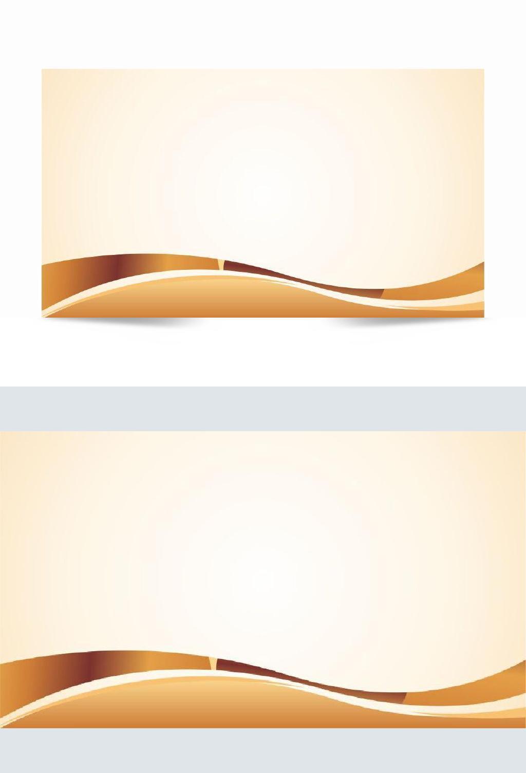 淡黄几何线条背景