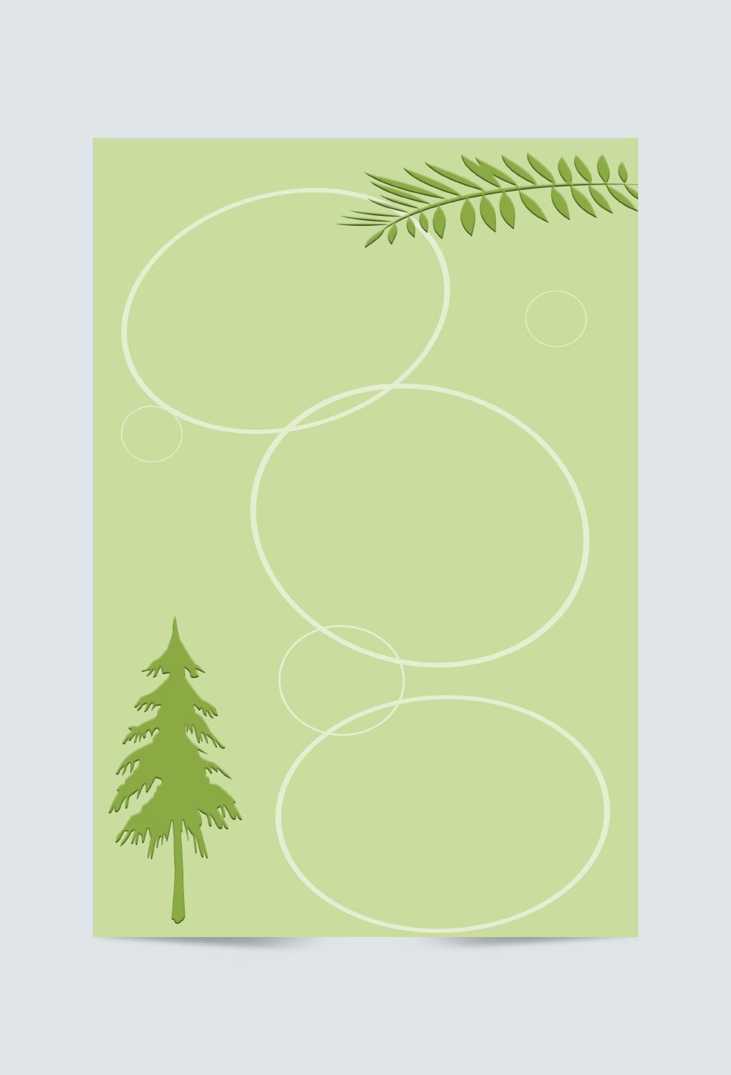 绿色海报装饰纸纹质感纹路纹理背景图