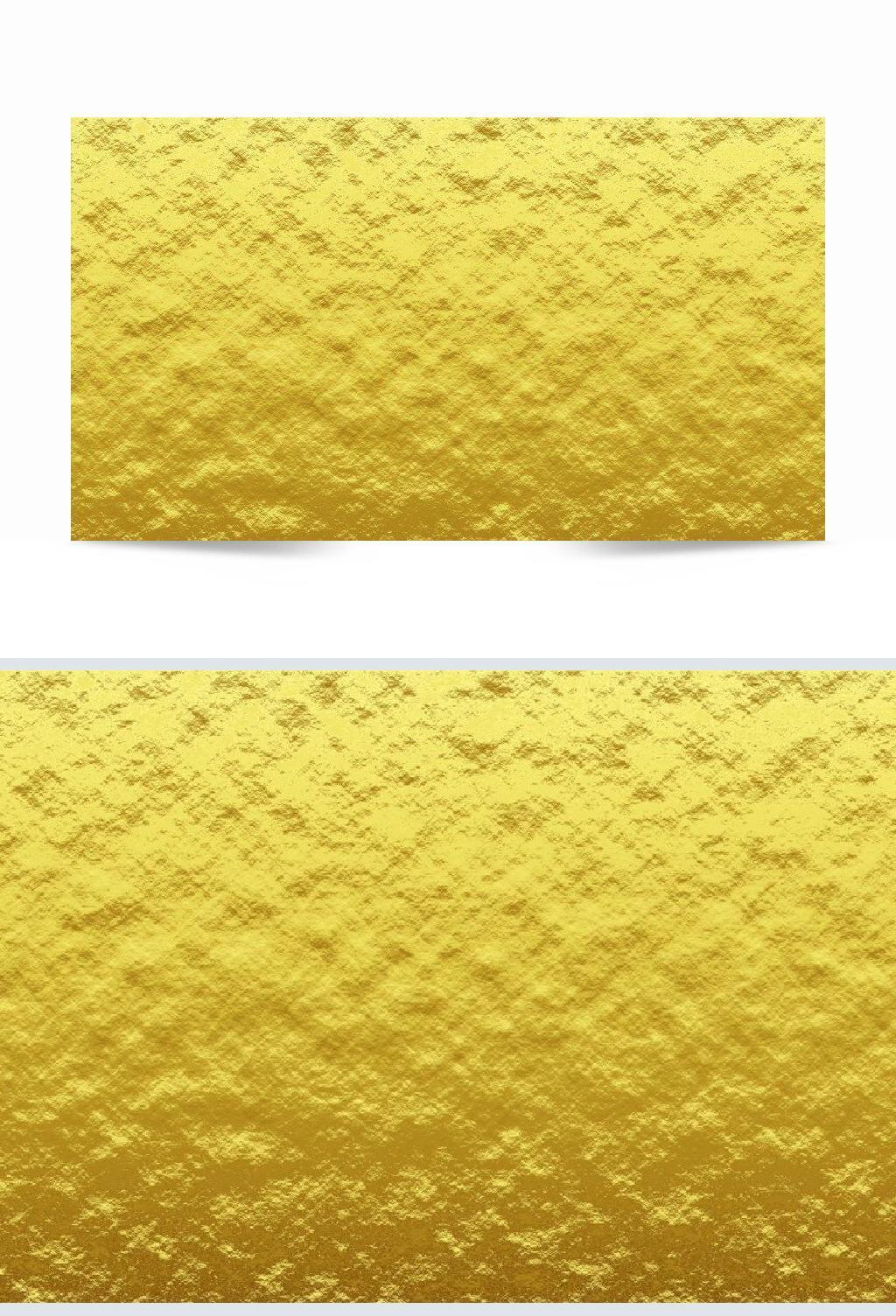 凸起金箔背景金色